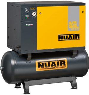 Remeňom poháňaný dvoj-stupňový kompresor AIR SIL2 NB7/7,5FT/270