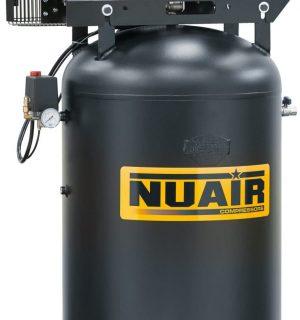 Remeňom poháňaný dvoj-stupňový kompresor NB5/5,5FTV/270